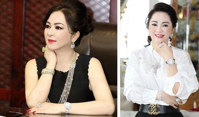 ba phuong hang bat ngo bi nguoi qua duong chup len nhan sac co con long lay sang chanh nhu tren mang 01