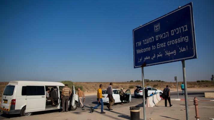 israel dong cua bien gioi voi dai gaza