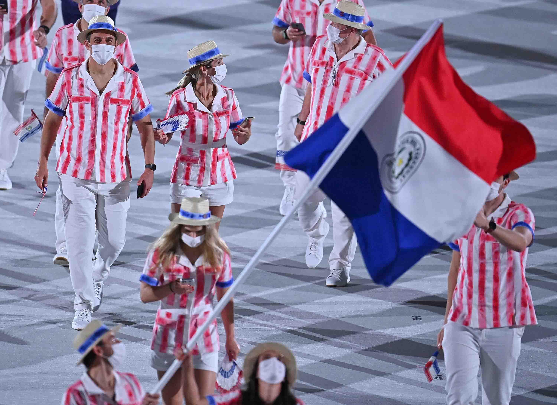 le khai mac olympic tokyo 2020 12