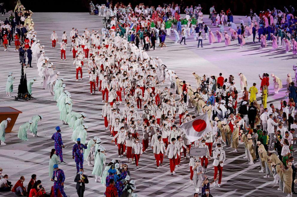 le khai mac olympic tokyo 2020 3