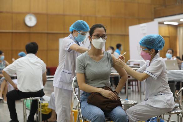 tiem vaccine covid 191