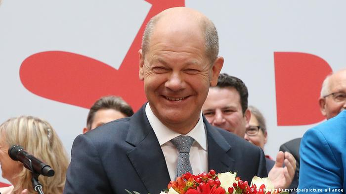 ong olaf scholz