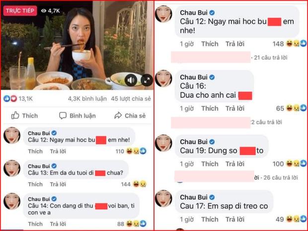 chau bui livestream doc tieng viet khong dau voi loat noi dung nhay cambb