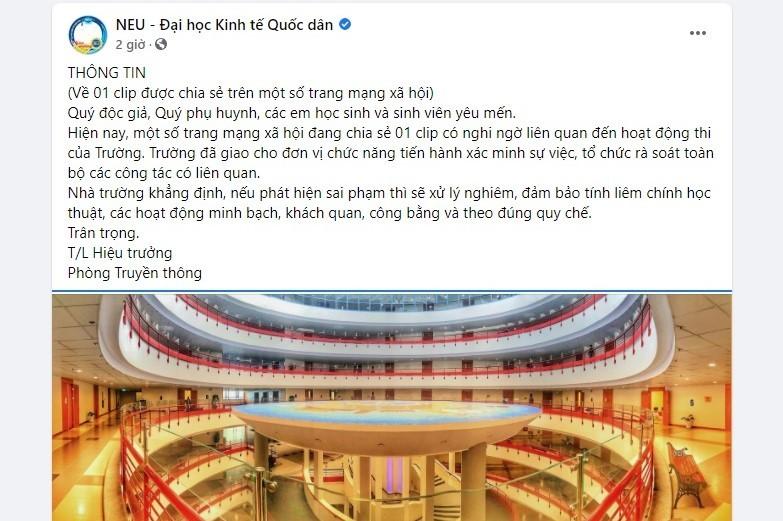 giang vien kinh te bi nghi nang diem cho sinh vien chay vao lop chat luong cao12