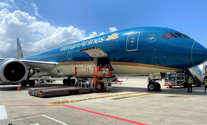 vietnam airlines sap nhan duoc tien tu goi cuu tro 4000 ty dspl
