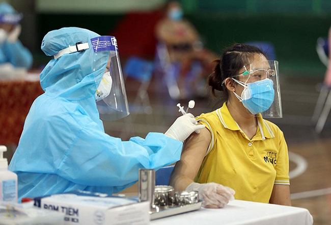 them hon 5 trieu lieu vaccine pfizer duoc phan bo toi cac dia phuong dspl