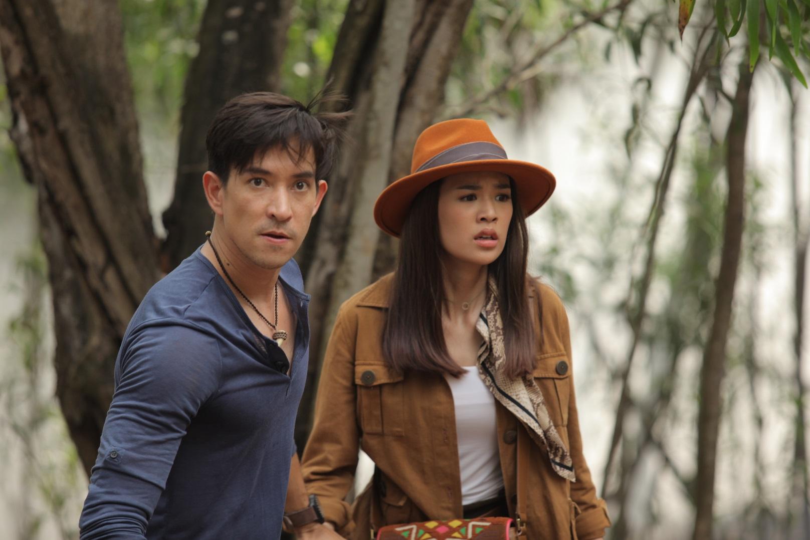 man nhan voi dan trai xinh gai dep trong bo phim gia tuong den tu thai vung dat huyen bi3