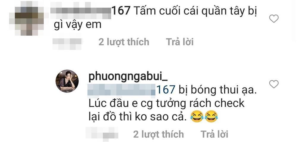 a hau phuong nga gap su co rach quan nhay cam chinh chu len tieng giai thich3