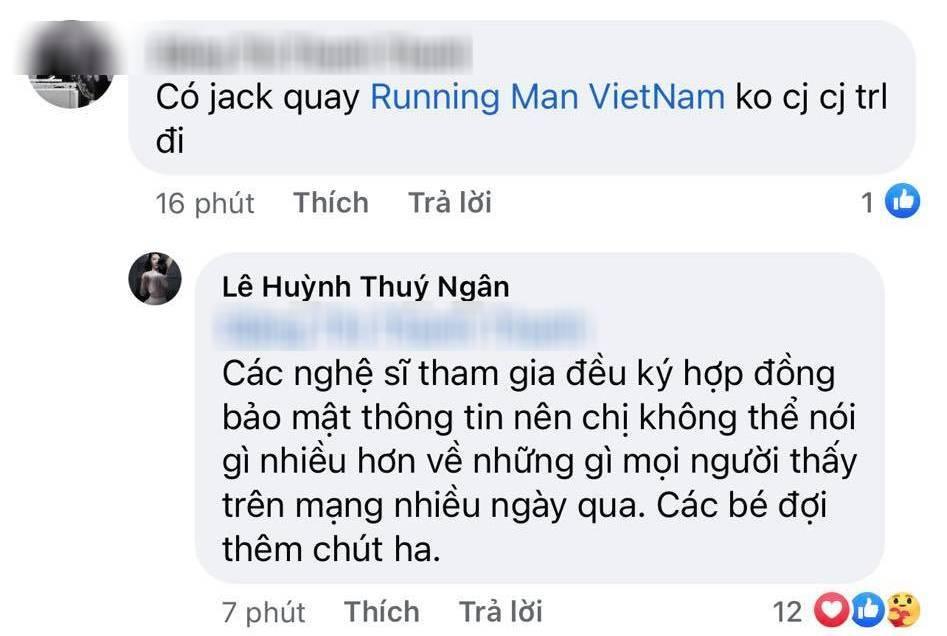 duoc hoi ve su co mat cua jack trong running man vietnam thuy ngan noi gi 2