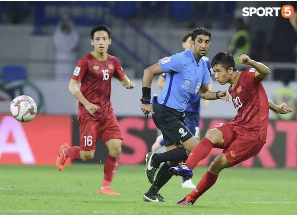 vong loai world cup 2022 trong tai uae dieu khien tran dau viet nam trung quoc 2