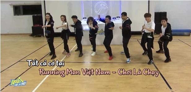 running man viet mua 2 len song vang mat 1 thanh vien nguoi ham mo khong khoi thac mac copy