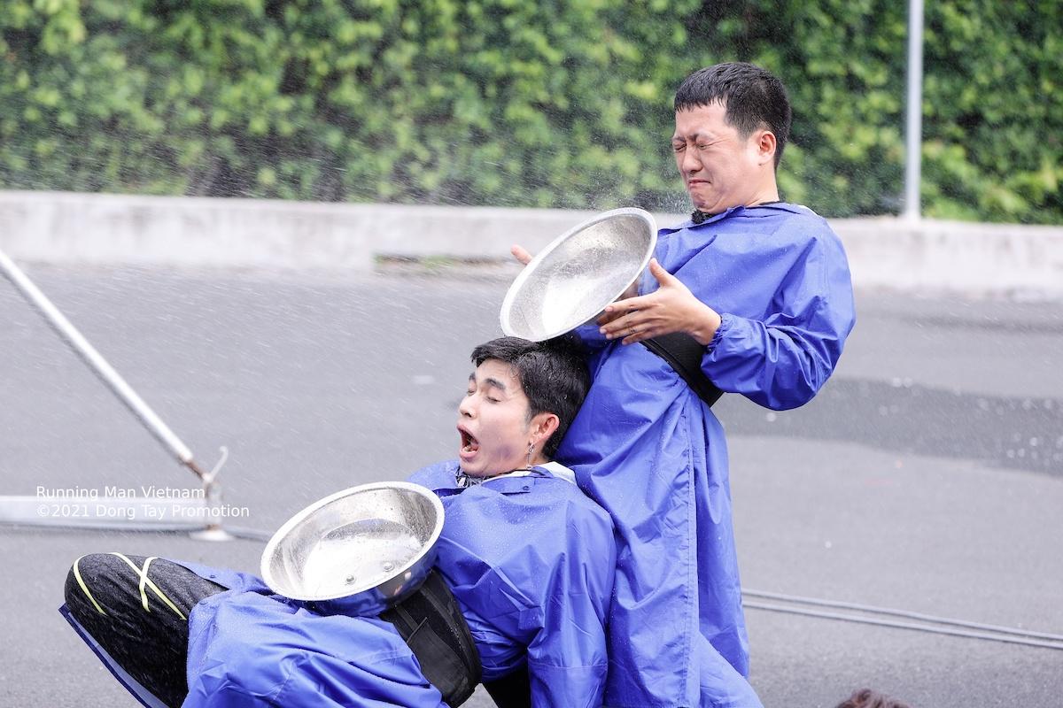 running man viet mua 2 tap 1 anh ca truong giang chao san cuc ngau ai ngo lam toang cong suc ca doi3