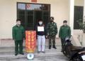 An ninh - Hình sự - Quảng Ninh: Bắt giữ đối tượng vận chuyển trái phép 50kg pháo nổ
