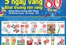 Sản phẩm - Dịch vụ - Siêu bão 3.000đ mừng khai trương Kids Plaza Quang Trung