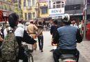 An ninh - Hình sự - Hai thanh niên vứt xe bỏ chạy khi CSGT yêu cầu dừng kiểm tra