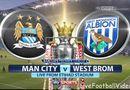 Bóng đá - Link xem trực tiếp trận Man City vs West Brom (19h45)