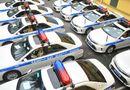 Tin trong nước - Ngắm dàn xe Camry tuần tra công nghệ mới của CA Hà Nội