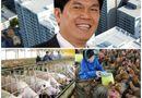 """Bí quyết làm giàu - Đại gia ngành thép: """"Hòa Phát sẽ có 1 triệu đầu lợn"""""""