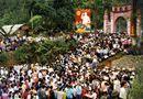 Tin trong nước - Lễ hội Đền Hùng: Cấm du khách, phóng viên sử dụng flycam
