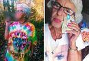 """Cộng đồng mạng - Phong cách trẻ trung của cụ bà 86 tuổi khiến hot girl cũng """"nể phục"""""""