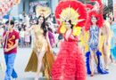 Tin tức giải trí - Sương Đặng bay nửa vòng trái đất dự carnaval Quảng Bình