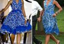 Tin thế giới - Đệ nhất phu nhân mượn váy... để giảm chi phí