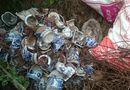 Tin trong nước - Phát hiện hơn 300 ngôi mộ bị đập vỡ bát hương