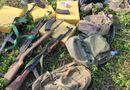 An ninh - Hình sự - Công an đấu súng với 28 đối tượng, thu 160 bánh heroin