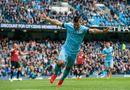 """Bóng đá - Man City 6-0 QPR: """"Vua phá lưới"""" tiễn khách xuống hạng"""