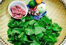 Ăn - Chơi - Lạ miệng với món gỏi thịt bò rau má Nam bộ