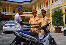 Tin trong nước - Nhận lại xe máy bị mất cắp trong ngày đám cưới con