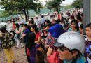 Tin trong nước - Hà Nội: Nóng từng phút cuộc đua bước vào lớp 10