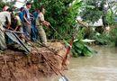 Tin trong nước - 3 người bị thương vì giông lốc ở Cần Thơ