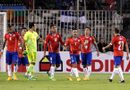 Bóng đá - Tường thuật Chile 1-0 Uruguay