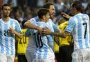 Bóng đá - Trực tiếp Argentina 0-0 Colombia: Tấn công dồn dập