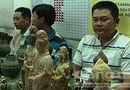 An ninh - Hình sự - Mang tượng đồng bôi đất sét để giả đồ cổ bán cho nhà chùa