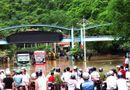 Tin trong nước - Quảng Ninh: Quốc lộ 18A ngập sâu, nhiều phương tiện bị mắc kẹt