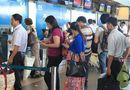 An ninh - Hình sự - Sân bay Nội Bài: Bắt đối tượng trộm cắp tài sản của hành khách