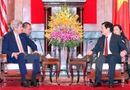 Tin trong nước - Chủ tịch nước Trương Tấn Sang: Đề nghị Hoa Kỳ sớm bỏ cấm vận vũ khí sát thương