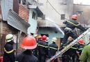 Tin trong nước - Cứu cụ ông 80 tuổi mắc kẹt trong đám cháy