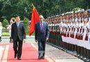 Tin trong nước - Chủ tịch nước Trương Tấn Sang hội đàm với Tổng thống Bangladesh