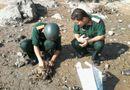Tin trong nước - Bình Định phát hiện 18 quả lựu đạn M67 dưới đầm Mai Hương