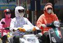 Tin trong nước - Dự báo thời tiết ngày mai 17/8: Bắc - Trung Bộ tiếp tục nắng nóng