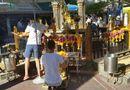 Tin thế giới - Đền Erawan mở cửa trở lại sau vụ nổ bom kinh hoàng