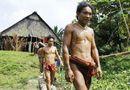 Hình ảnh - Bí ẩn của bộ tộc xăm mình, vợ chồng không được quan hệ trong nhà