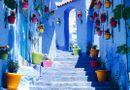 Ăn - Chơi - Thành phố màu trời - báu vật của Morocco