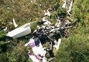 Tin thế giới - Máy bay rơi khi diễn tập nhào lộn, một phi công thiệt mạng