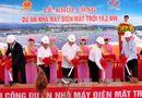 Tin trong nước - Quảng Ngãi khởi công dự án điện mặt trời 19,2 MW