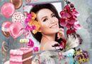 Chuyện làng sao - Vợ chồng Hoa hậu Diễm Hương tổ chức sinh nhật chung