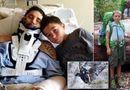 Gia đình - Tình yêu - Cảm động cậu bé 13 tuổi một mình cứu bố giữa rừng